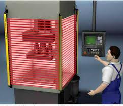 optical safety light curtain sensor safety light barrier sensor