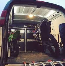 tg motocross 4 pro motovan build documented step by step motovan motocross van