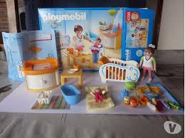 playmobil chambre bébé playmobil 4286 chambre de bébé complète en remises mai