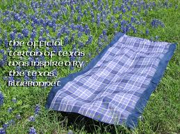 texas state bluebonnet tartan texas scottish heritage society