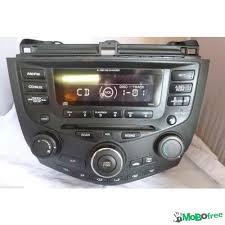 2003 honda accord radio for sale honda accord 2003 2007 car parts spares and accessories