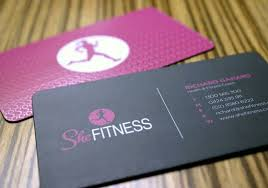 Fitness Business Card Template Fitness Business Cards Fragmat Info
