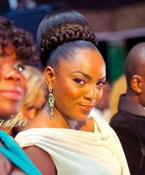 naigerian actresses hairstyles the celebrity hairstyle photo