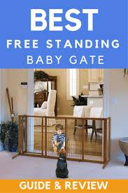 más de 25 ideas increíbles sobre freestanding baby gate en
