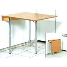 table rabattable pour cuisine table pliante murale table de cuisine pliante table cuisine murale
