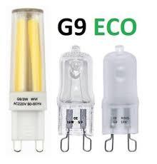 g9 halogen eco light bulbs clear frosted 240v 18w 25w 28w 40w