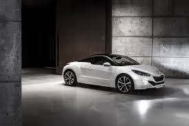 peugeot sport car 2017 2013 peugeot rcz sport and gt with official launch