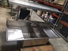 3 compartment sink ebay