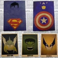 Superhero Home Decor Popular Superhero Cartoon Buy Cheap Superhero Cartoon Lots From