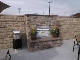 gas fireplace insert lowes heatilator fireplace electric