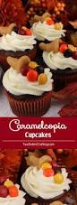 desserts for thanksgiving day thanksgiving caramelcopia cupcakes two sisters crafting