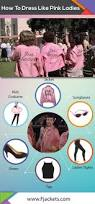 Halloween Costumes Pink Ladies Pink Ladies Costume Ladies Halloween Costumes Pink Lady