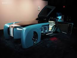 rolls royce concept cars rolls royce brings its highly futuristic concept car to los angeles