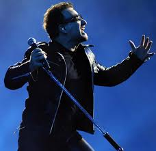 after a mystery life changing event bono says u2 u0027s history is too
