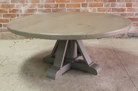 small round oak coffee table the best diy small round coffee table rustic