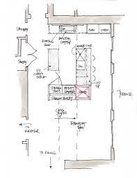 restaurant layouts floor plans innenarchitektur draw kitchen floor plan online home decor