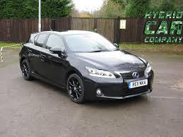 lexus 200h for sale 2011 lexus ct200h hybrid for sale in kent re11nka