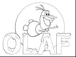 magnificent frozen coloring pages printable with free for kids and