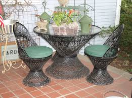 Wrought Iron Patio Side Table Patio U0026 Pergola Small Round Coffee Table Outdoor Side Table