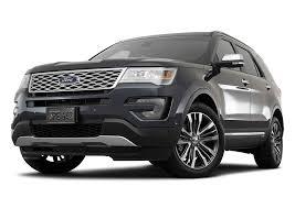 Ford Explorer Lease - compare the 2017 ford explorer vs 2017 chevrolet traverse ls