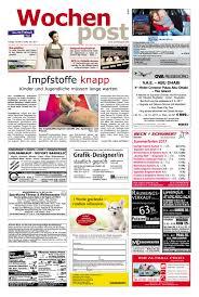 K Hen Hochglanz G Stig Die Wochenpost U2013 Kw 31 By Sdz Medien Issuu