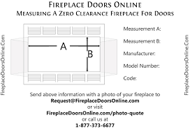 Air Tight Fireplace Doors by Marco Replacement Fireplace Doors