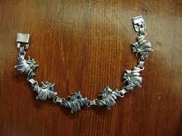 flower silver bracelet images 68 best vintage silver bracelets images vintage jpg