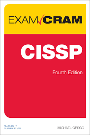 cissp exam cram 4th edition pearson it certification
