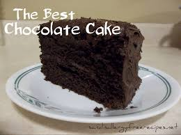 the best chocolate cake ever gluten free dairy free refined