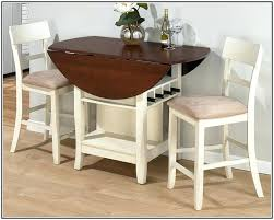 Expandable Bistro Table Small Bistro Set Indoor Airdreaminteriors