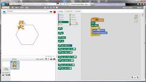 l shade shapes scratch drawing polygons shapes youtube