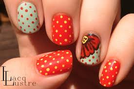 yellow nails art images nail art designs