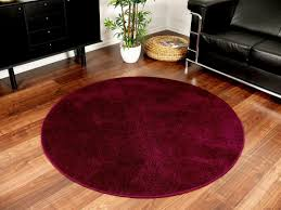Black And Red Area Rugs by White Fuzzy Rug 3piece Set Linear Design Vibrant Blue With White