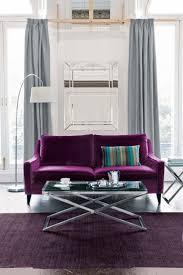 Purple Interior Design by Living Room Purple Couch Living Room Design Living Room Schemes