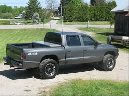 2004 dodge dakota information and photos zombiedrive