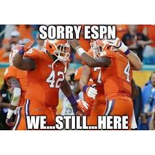 Clemson Memes - clemson football memes 2016 funny photos best images
