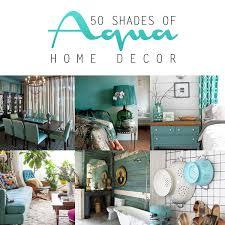 Home Decor Teal 50 Shades Of Aqua Home Decor The Cottage Market