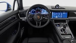 red porsche panamera 2017 panamera the sports car among luxury saloons