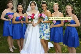 ways to distinguish maid of honor from bridesmaid in same dress