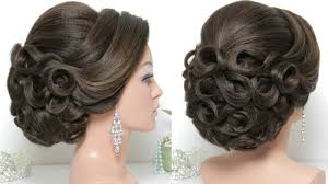 bridal hairstyles bridal hairstyle for hair tutorial updo for wedding