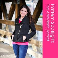 cute jacket pattern sewing pattern review aberdeen jacket upcraft club