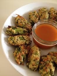 cuisiner des brocolis frais des bouchées croquantes au brocoli idéal pour l apéritif entre amis