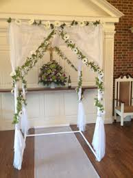 wedding arch pvc pipe chuppah archives katherine edwards