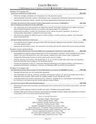 Ware House Resume Warehouse Resumes Examples Operations Geologist Job Resume