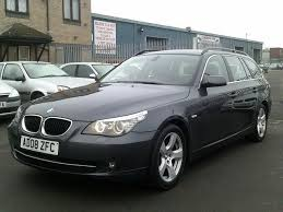 used bmw 5 series estate for sale used bmw 5 series 2008 diesel 520d se 5dr estate grey with climate