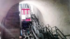ascensore a cremagliera ascensore di villa scassi