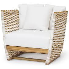 Palecek Bistro Chair Outdoor Luxury Designer Modern Outdoor Furniture Metal Outdoor