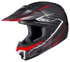 kids motocross helmets hjc youth cl xy 2 blaze helmet revzilla