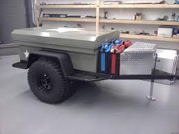 sierra 4x4 trailers