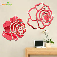wall ideas wall decoration stickers for babies decorative wall rose 3d mirror wall stickers for wall decoration diy home decor living room wall decal autocollant wall art stickers in chennai bedroom wall stickers ebay